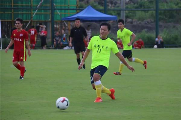 2018年海南省青少年足球赛省直组首轮战报