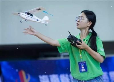 全国青少年航空航天模型教育竞赛总决赛海口落幕 三亚队荣获14个一等奖