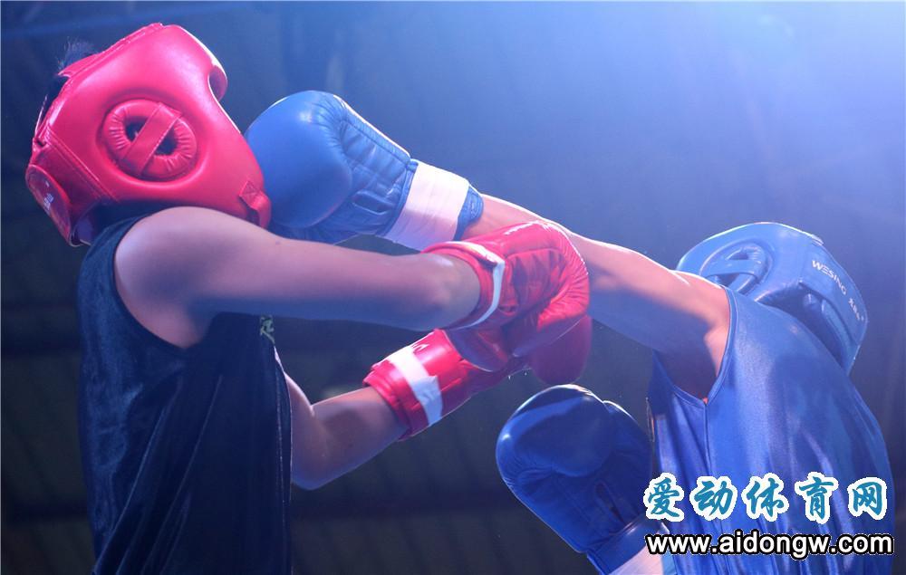 【图集】海南省第五届运动会竞体项目拳击三亚开打