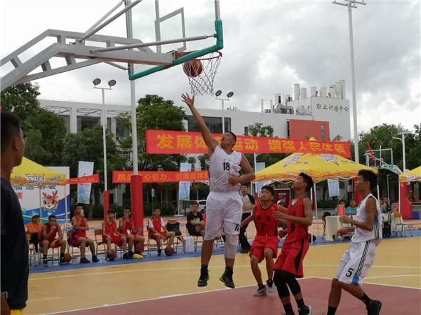 省运会篮球赛三亚开打  海口男女篮双双告捷
