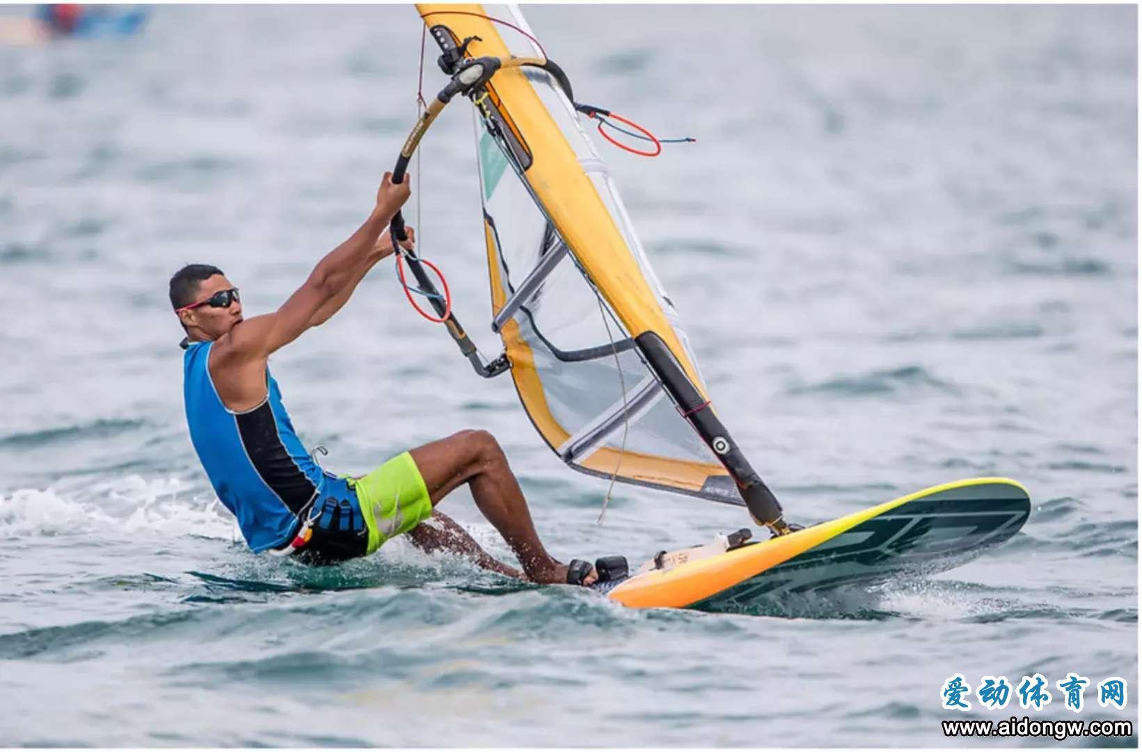 【重磅】海南选手毕焜获东京奥运门票 中国帆船帆板队4张奥运入场券到手