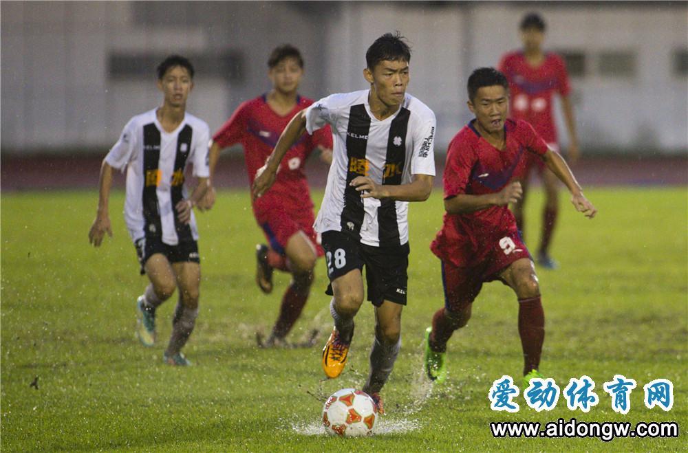 海南省第五届运动会足球赛今日将收官 海口三队冲冠