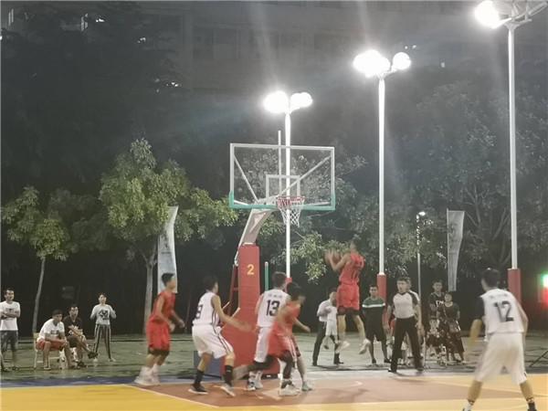 海口男女篮止步半决赛 省运会篮球决赛今晚打响