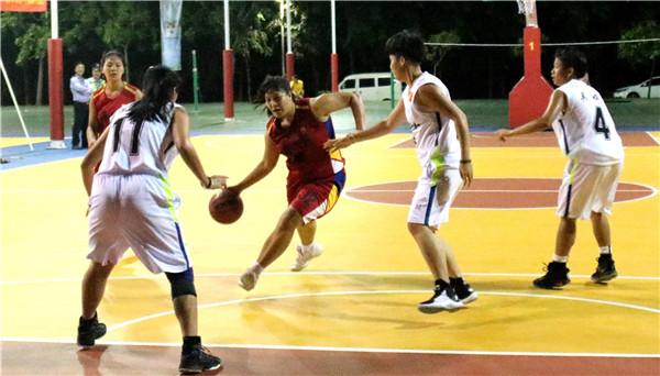 琼海、澄迈分获省运会篮球男、女组冠军 省运会今晚三亚闭幕