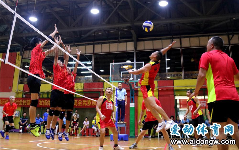 海南省第五届运动会群体项目气排球收官 临高、儋州获男、女组冠军