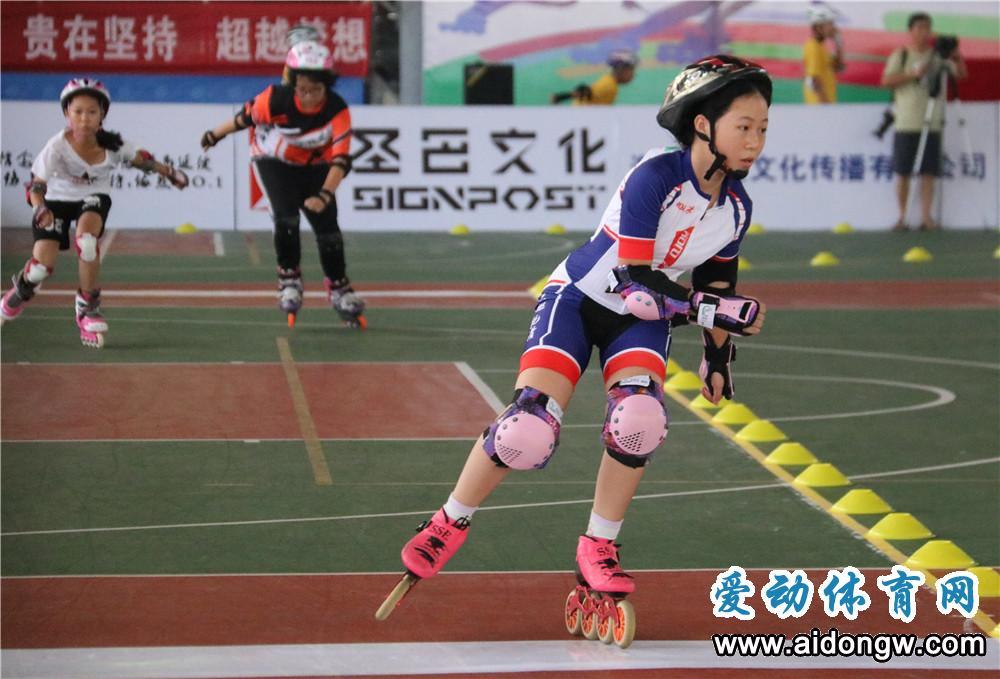 2018海南省青少年轮滑精英赛落幕   94名轮滑高手脱颖而出