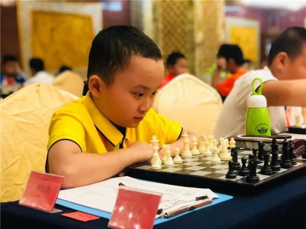 【省运会】第五届省运会群众国际象棋赛澄迈开赛  181名运动员展开博弈