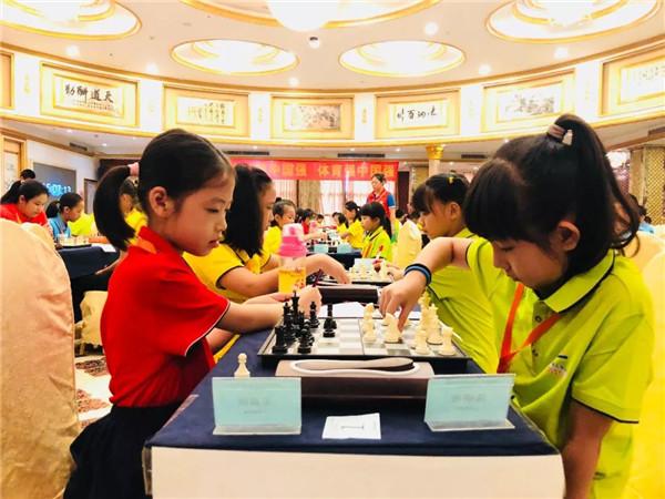 第五届省运会群众比赛国际象棋赛圆满落幕  儋州斩获三金称王