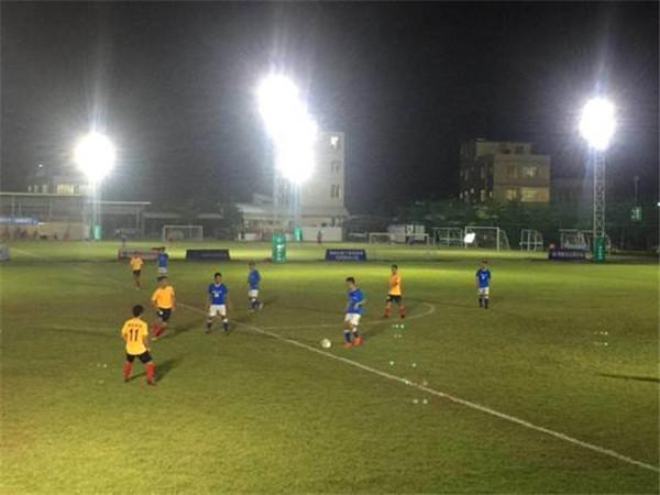 2018年海南省青少年足球赛省直组预选赛第六轮战报