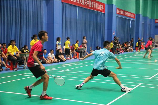 """2018年""""白沙杯""""中国羽毛球协会业余俱乐部联赛海南选拨赛圆满完赛"""