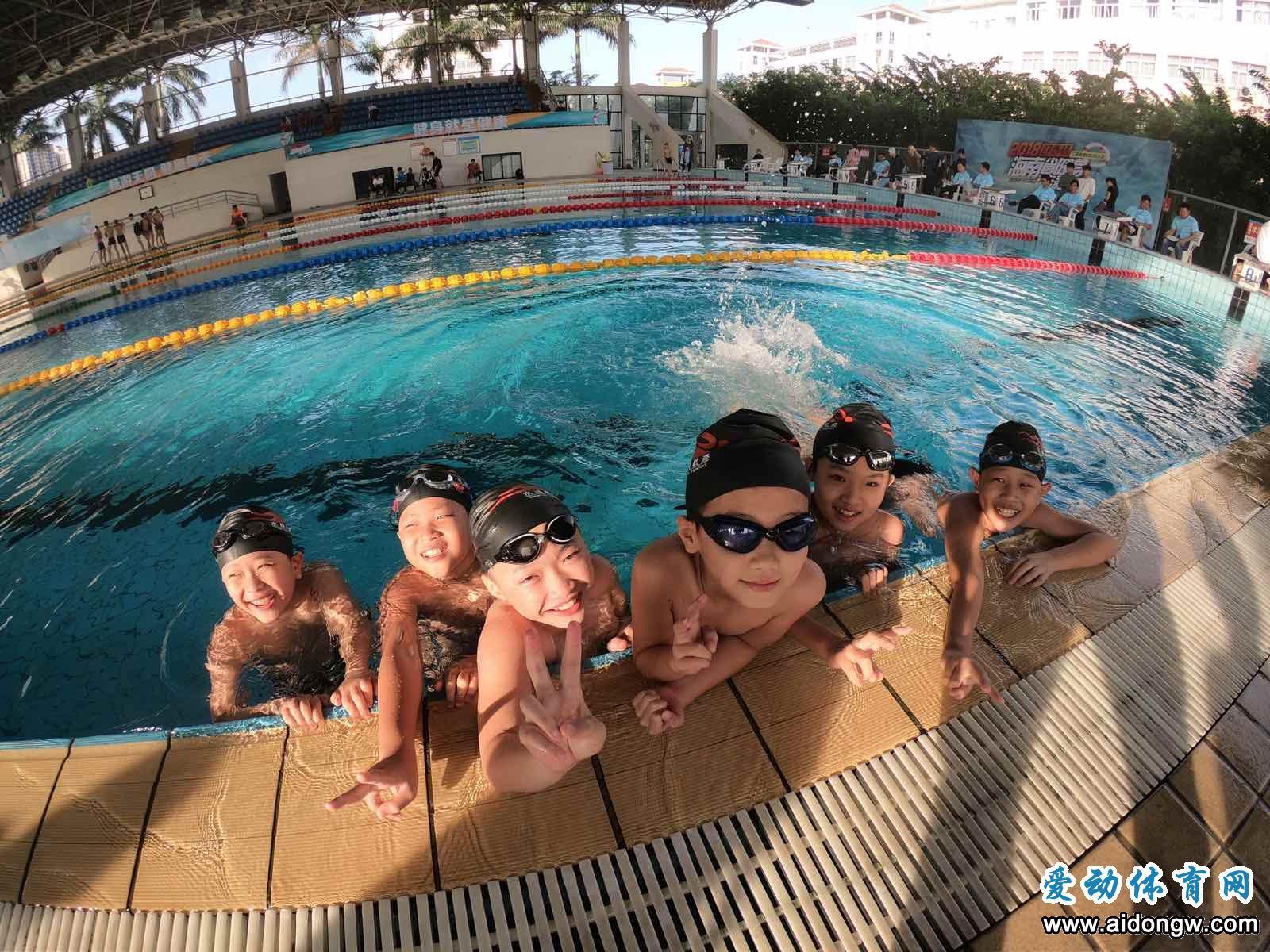 海口市加强游泳场馆安全督察 确保中小学生安全学会游泳