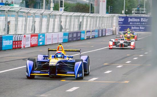 激情与速度较量!ABB国际汽联电动方程式锦标赛将在三亚举办一站