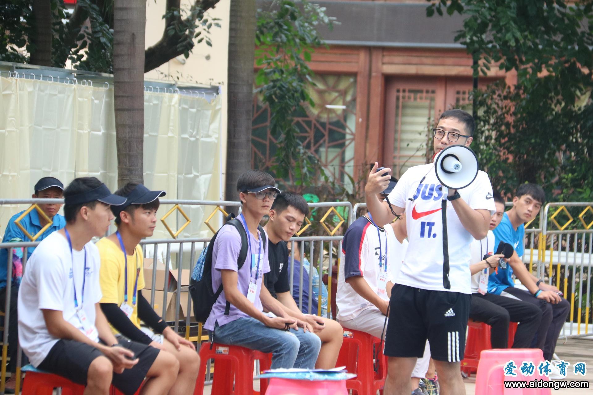 2018年海南省游泳救生大赛开赛