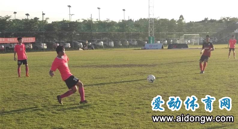 【视频集锦】海南青足赛总决赛第二轮 三亚晨辉vs临高青年