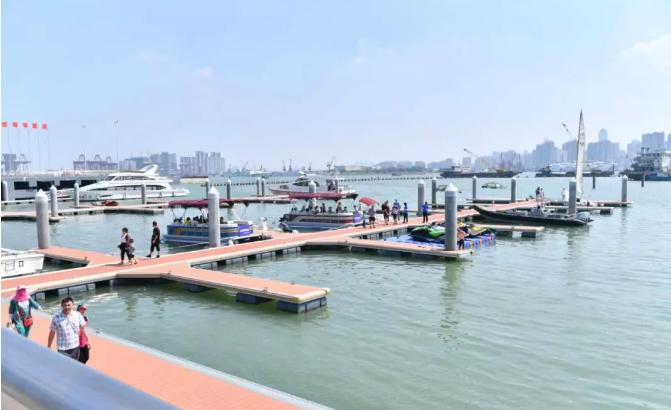 海口市与中帆协强化合作:要将海口国家帆船帆板基地打造成体育旅游靓丽名片