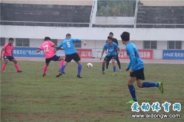 2018年海南省男子足球超级联赛本月20日开踢 球队报名已开始