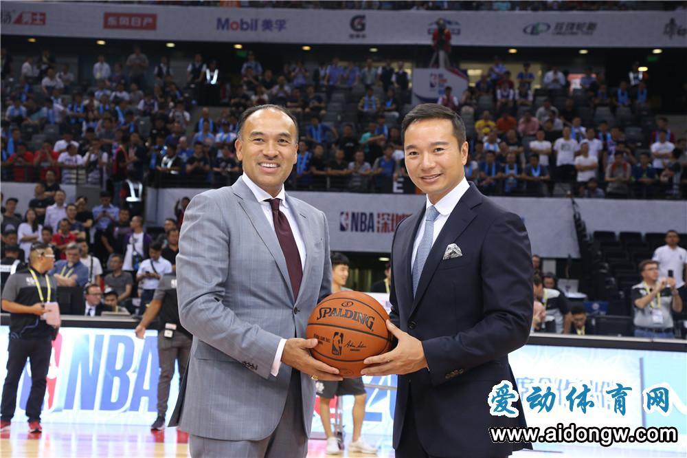 NBA在中国首个互动体验馆和零售店10月18日海口开放 未来还将建篮球训练中心