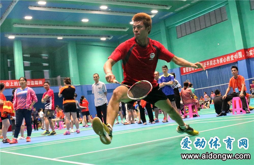《我是球王》海南首届民间羽毛球挑战赛将于8月6日开拍