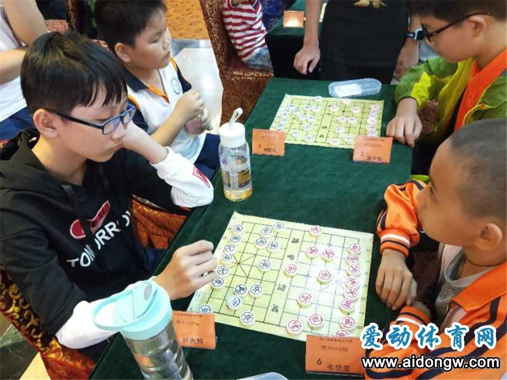 2018海南省象棋公开赛海口举行 226名选手参加
