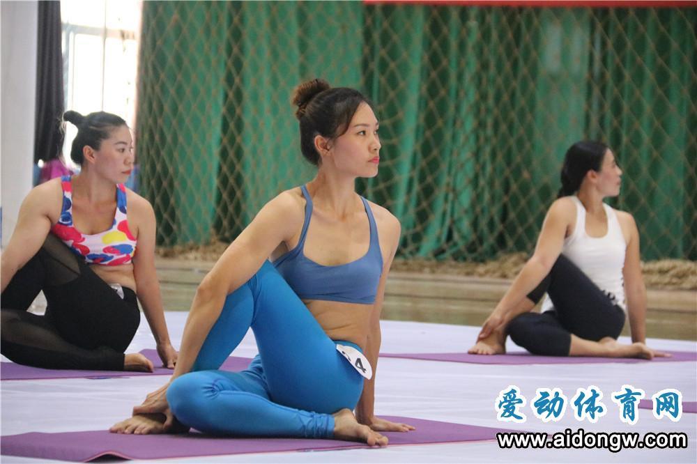 2018海南瑜伽交流展示活动将于27日晚海口举行