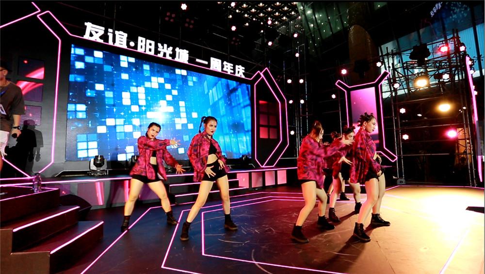 2018年海南省街舞公开赛海口落幕