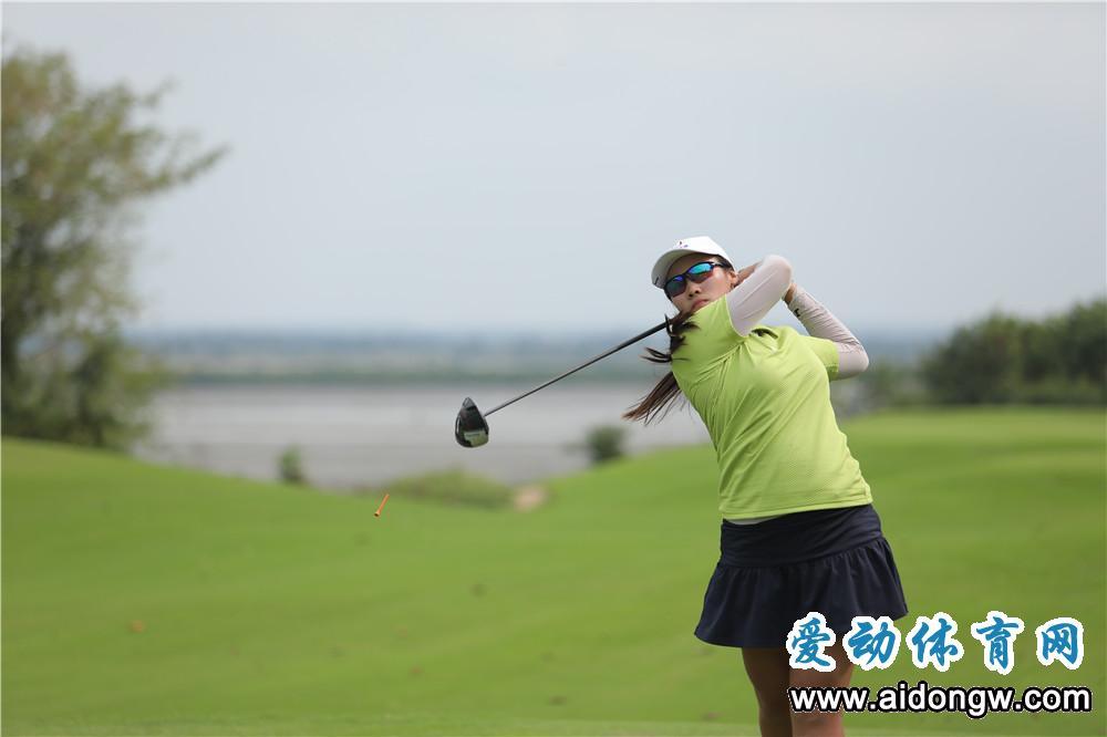海南公开赛暨国际业余锦标赛收官  张玥与廖崇汉夺取业余首冠
