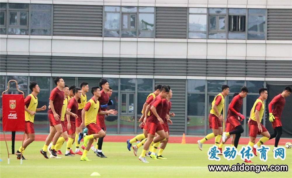 国足又要来啦!国足12月1日在海口集结为亚洲杯做最后冲刺