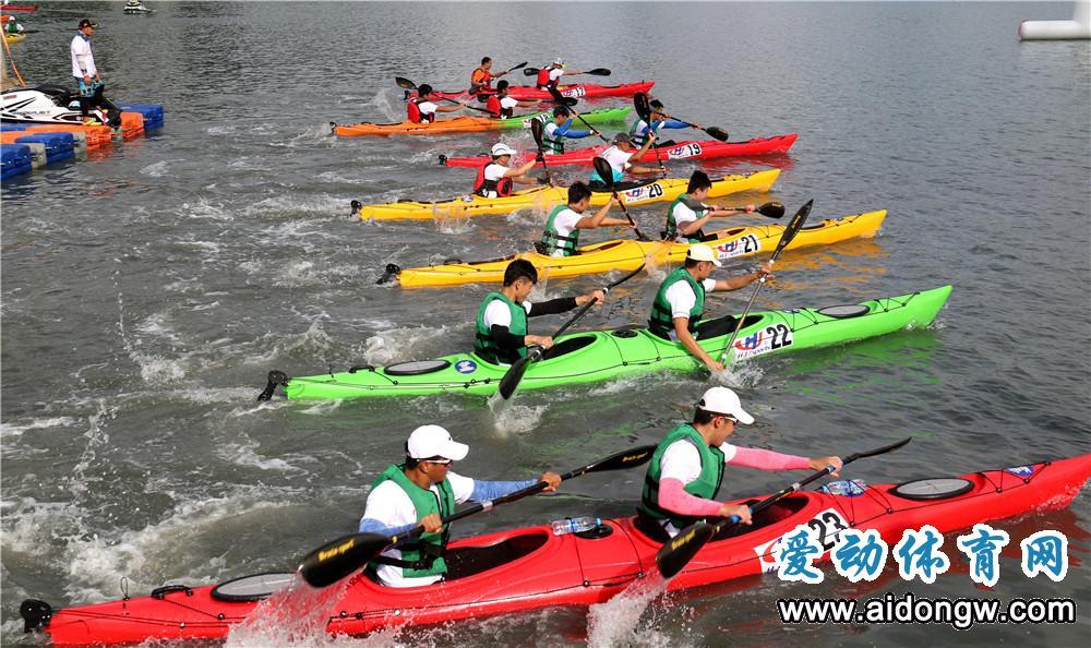 亲水季重点项目在我省各地密集上演 专家:促进体育旅游消费是终极目的