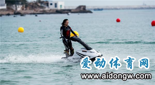 【亲水季】大东海摩托艇精英邀请赛三亚开赛