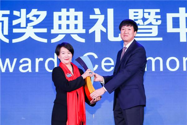 郭川成中国帆船荣誉殿堂第一人 中国帆船年度颁奖典礼海口举行