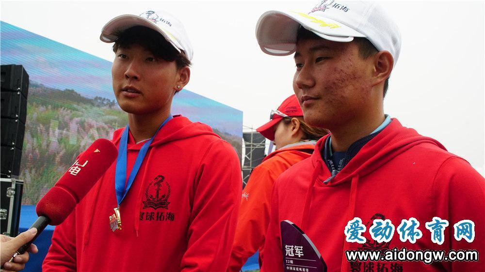中国家庭帆船赛总决赛冠军感言:五年航海加深了兄弟情谊,还收获了友情爱情
