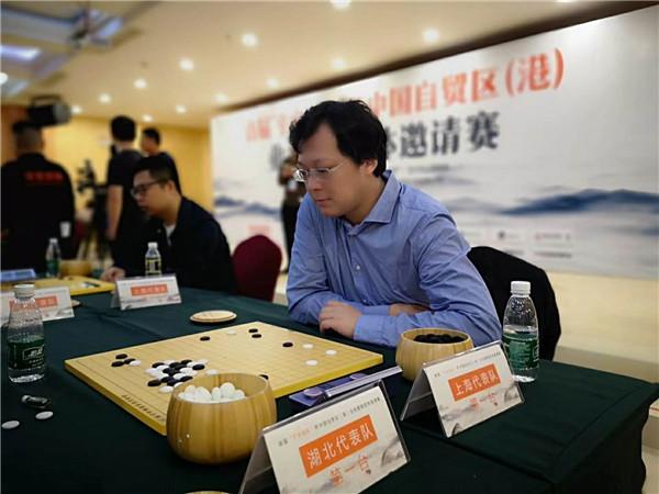 """首届""""平安城科杯""""中国自贸区(港)业余围棋团体邀请赛儋州开赛 12支队参加"""