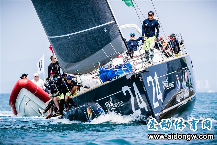 第十届海帆赛3月15日海口扬帆  赛程出炉 总奖金30万