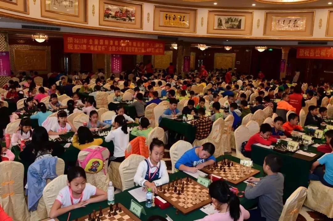 2018年海南国际象棋十大新闻