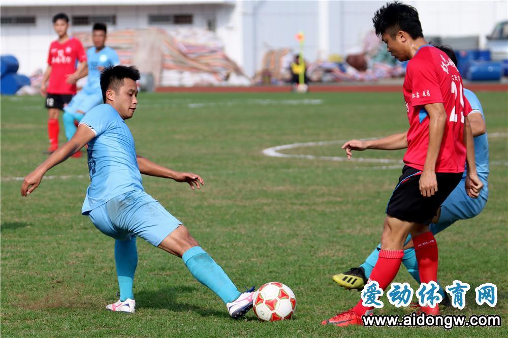 红色战车四夺省足球超级联赛冠军 将代表海南出征中冠(南区)联赛
