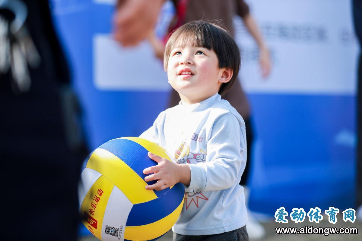 2019迎春沙滩气排球文化活动火热开启