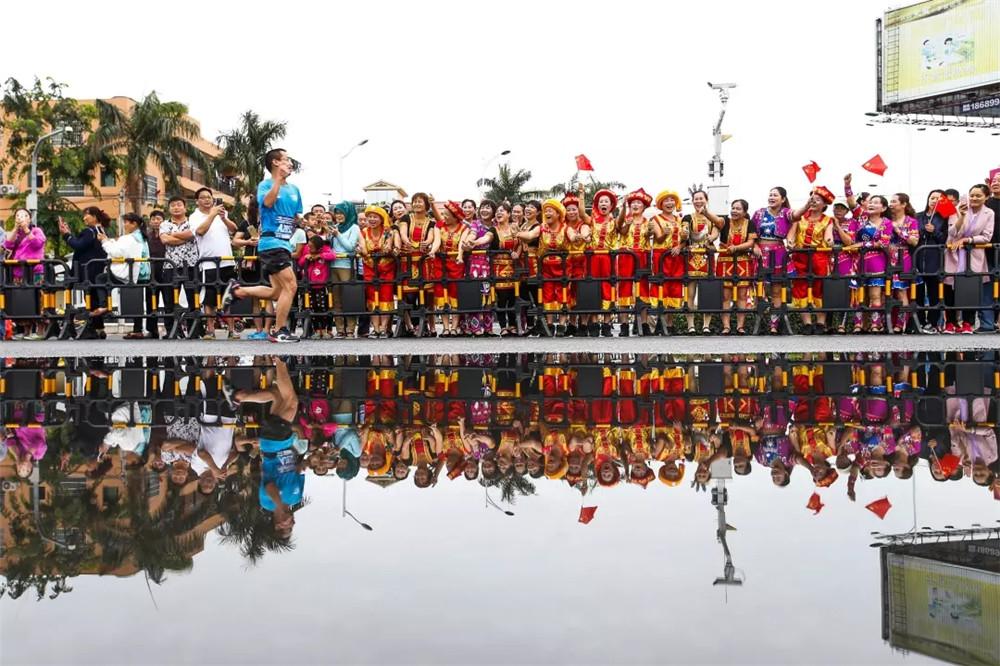 """海南""""嗨跑节""""将于3月2日举办 横跨南北辐射全岛跑者可免费报销高铁票"""