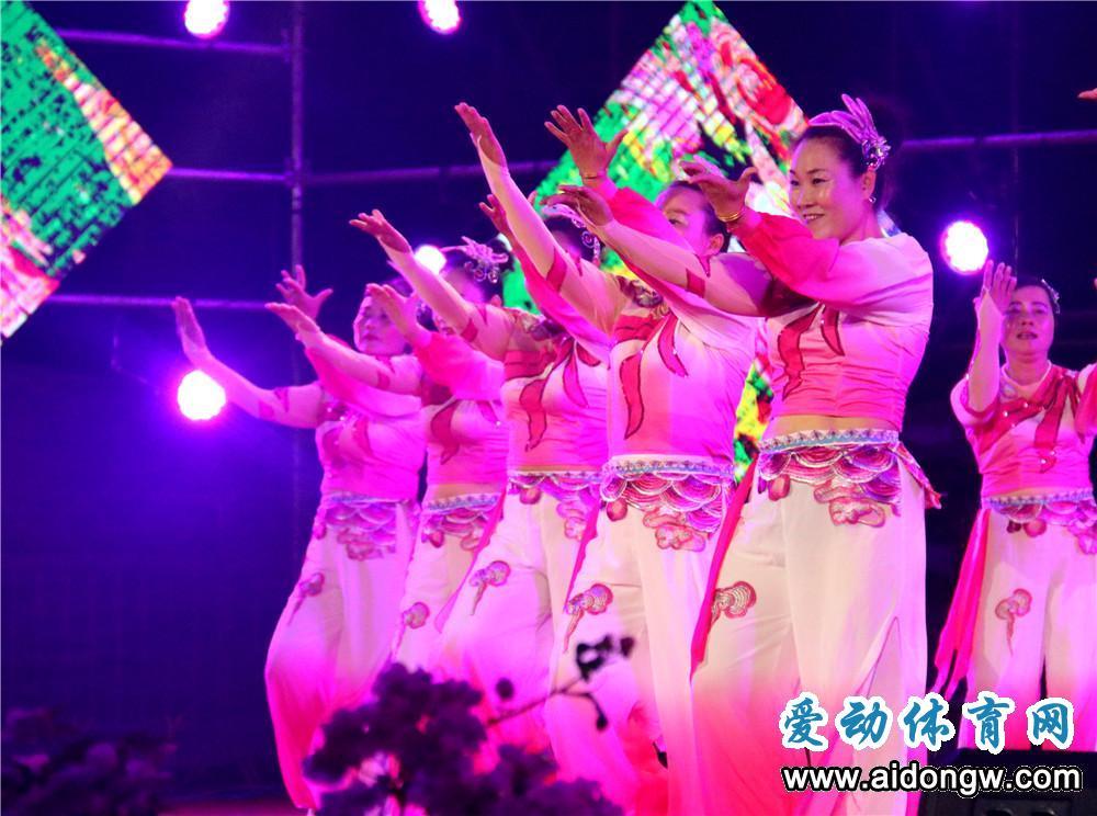 【视频】2019陵水元宵喜乐汇首届乡村广场舞星光大道总决赛全程回放