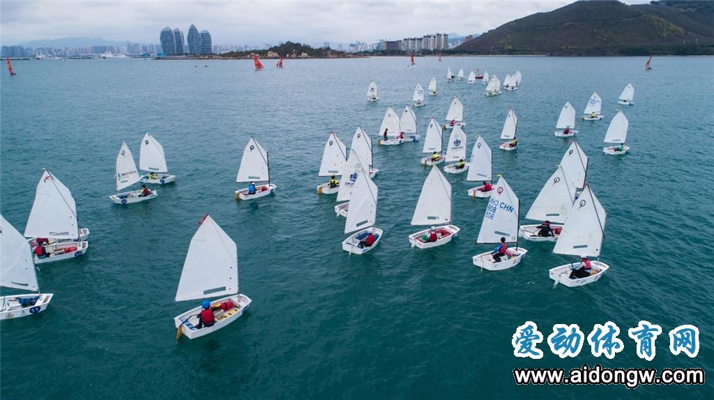 Hobie16全国帆船精英赛扬帆起航 第十届海帆赛正式启动