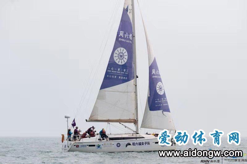 【海帆赛】 女水手:航海的女生都是女汉子