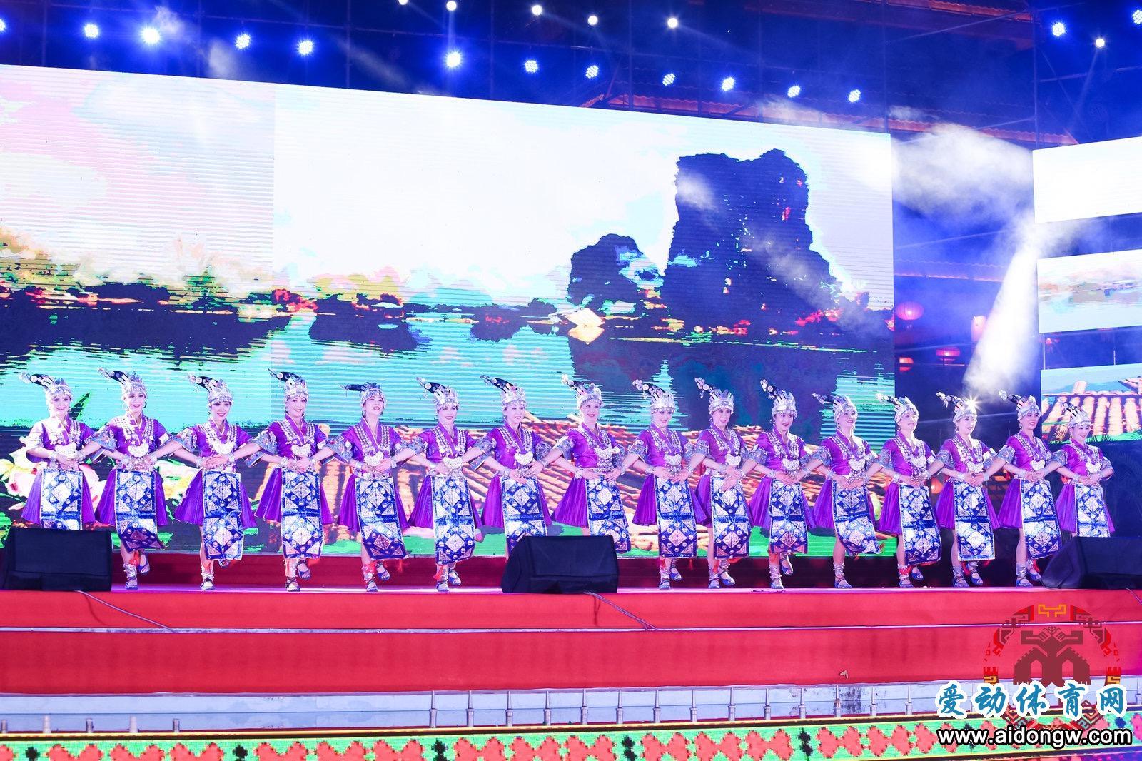 2019中国少数民族广场舞大赛保亭落幕