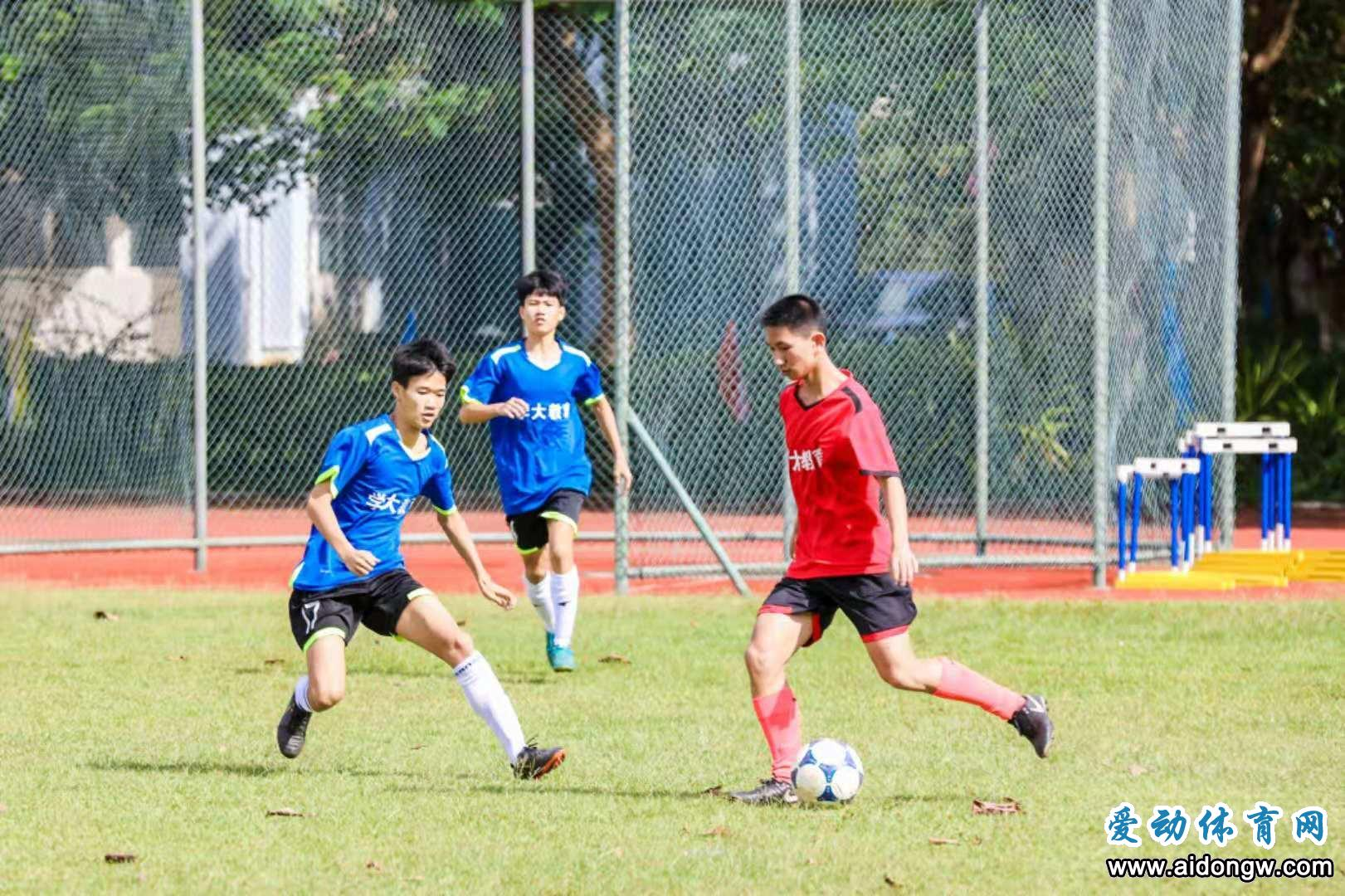 2019年海南省中学生运动会足球赛收官 嘉积二中获冠