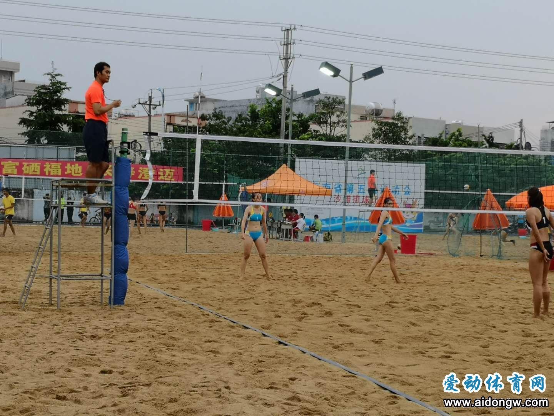 2019海南省青少年沙排锦标赛5月13日澄迈开打
