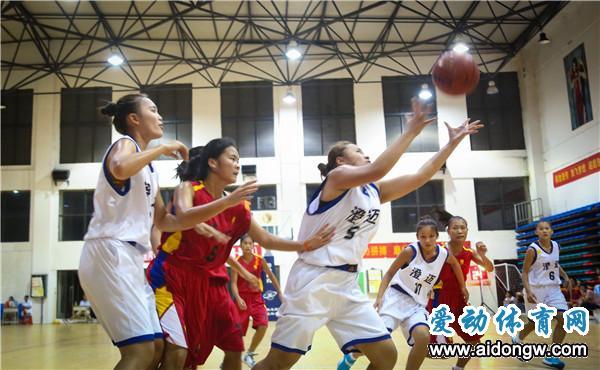 第二届海口市女子精英篮球赛18日鸣哨 6支球队参赛