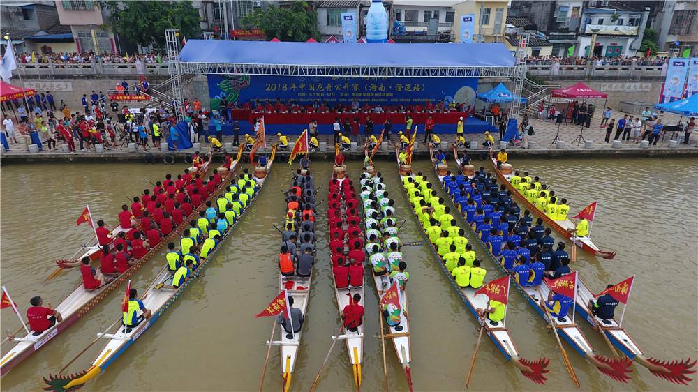 端午时节相约澄迈!两场龙舟大赛即将在金江打响!
