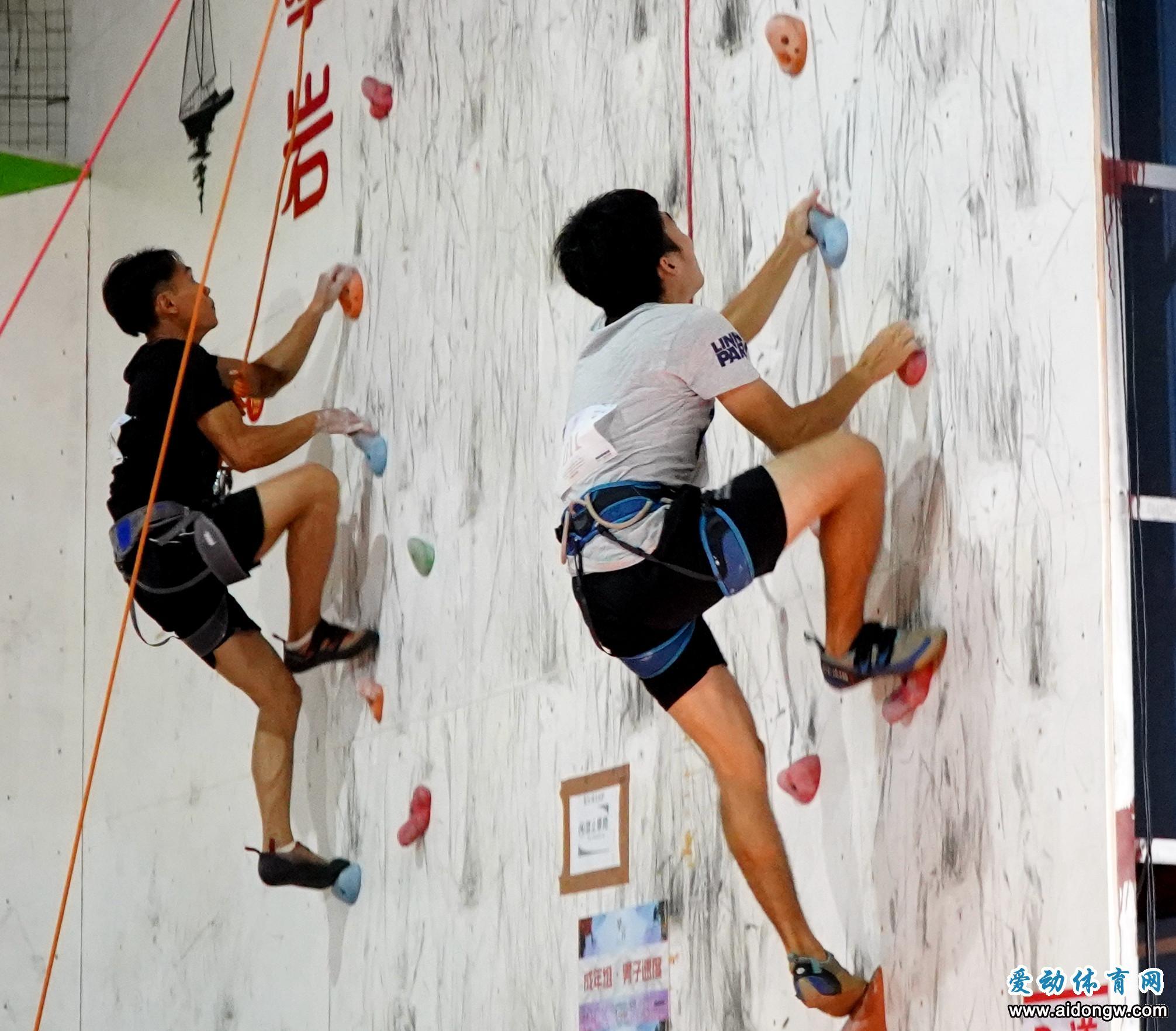 岩壁芭蕾盛宴上演!2019年海南省攀岩公开赛海口收官
