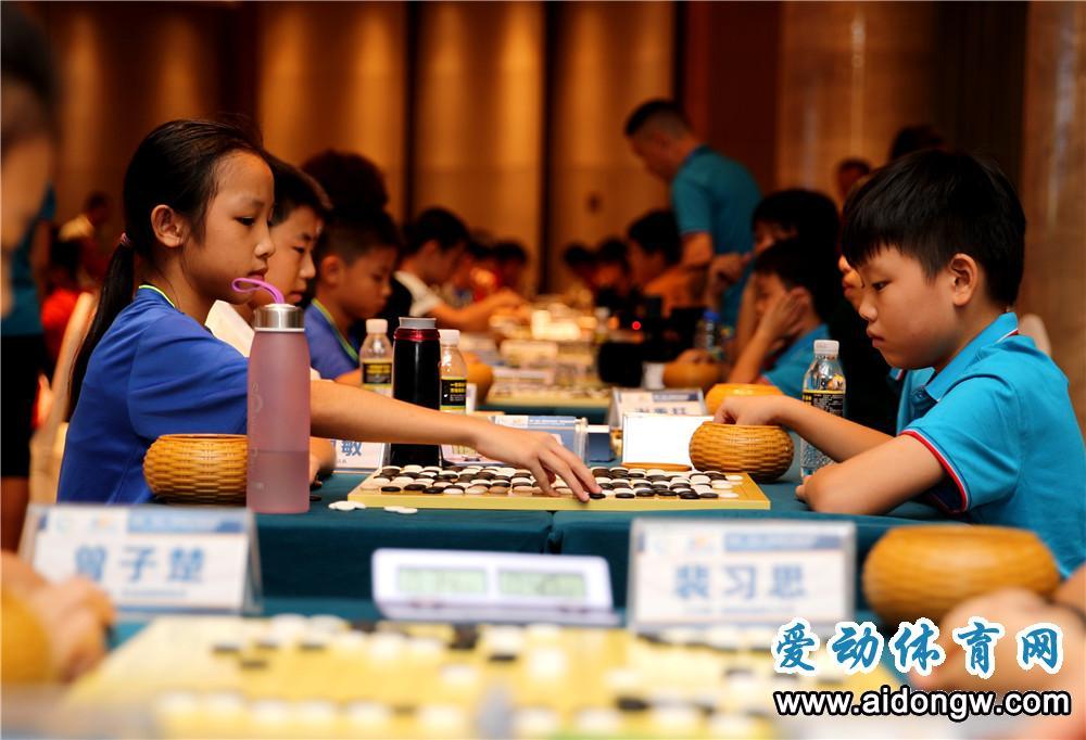 海南省围棋联赛收官 澄迈队、文昌吉和围棋学校队分获成人组、少儿组冠军