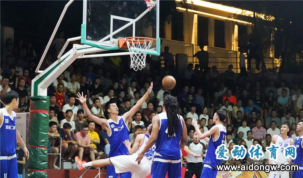 【视频】2019海口市篮球联赛半决赛首轮