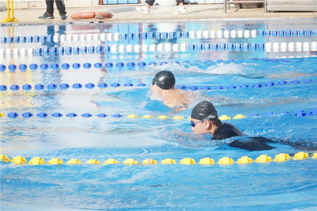 2019年海口市第一届中小学生游泳比赛落幕 全市有近4万名中小学生拿到游泳合格证