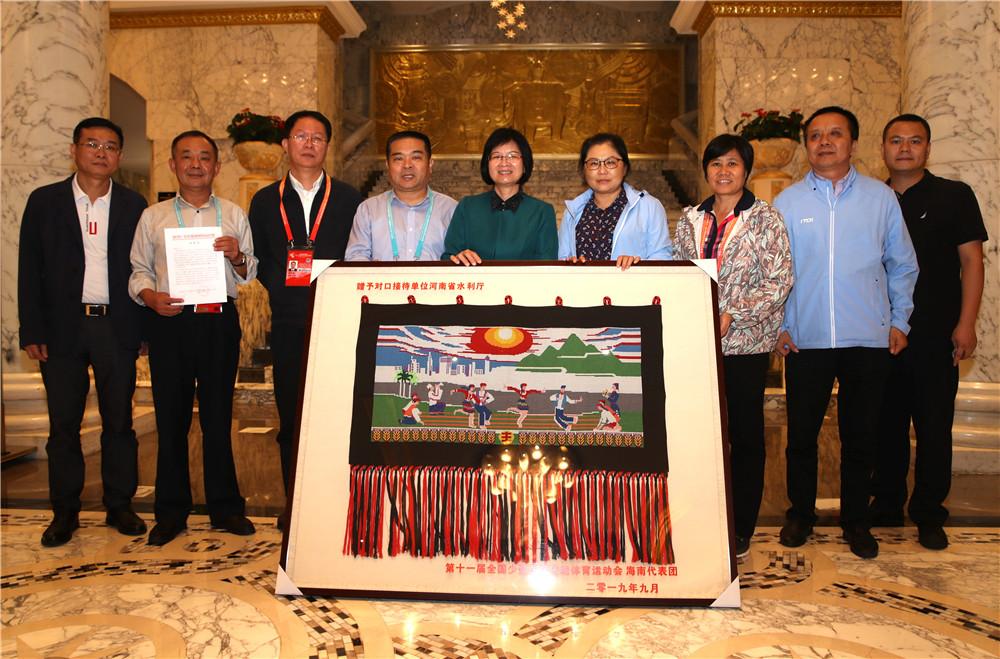 苻彩香:海南将借助办自贸区(港)东风办好第十二届全国少数民族传统体育运动会